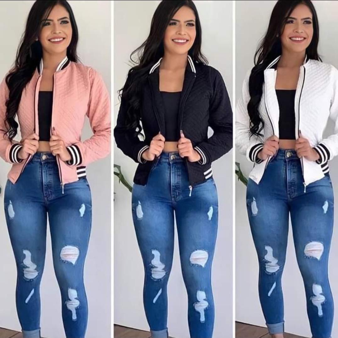 Jaqueta Bomber matelasse - Diva Fashion GYN
