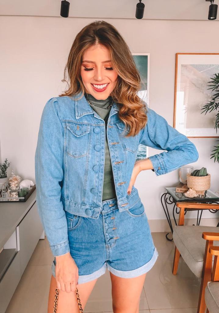 Jaqueta jeans -sthrauss jeans