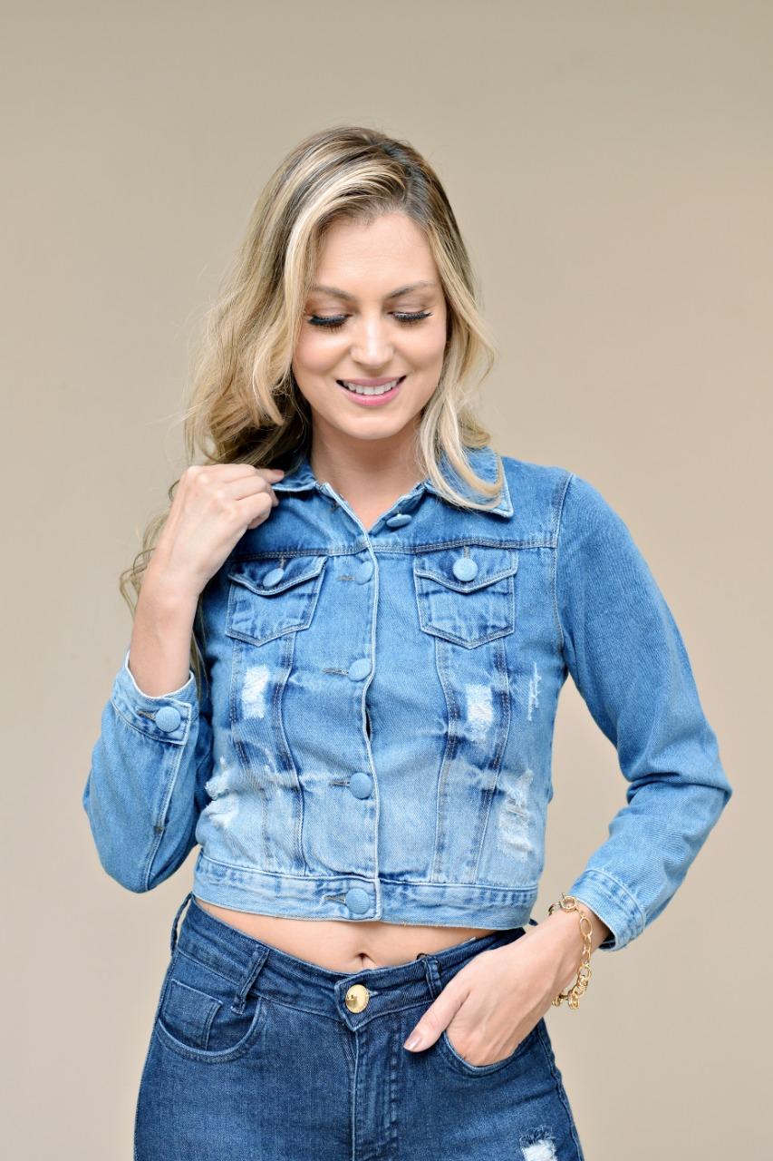Jaqueta Jeans - Cousins Jeans