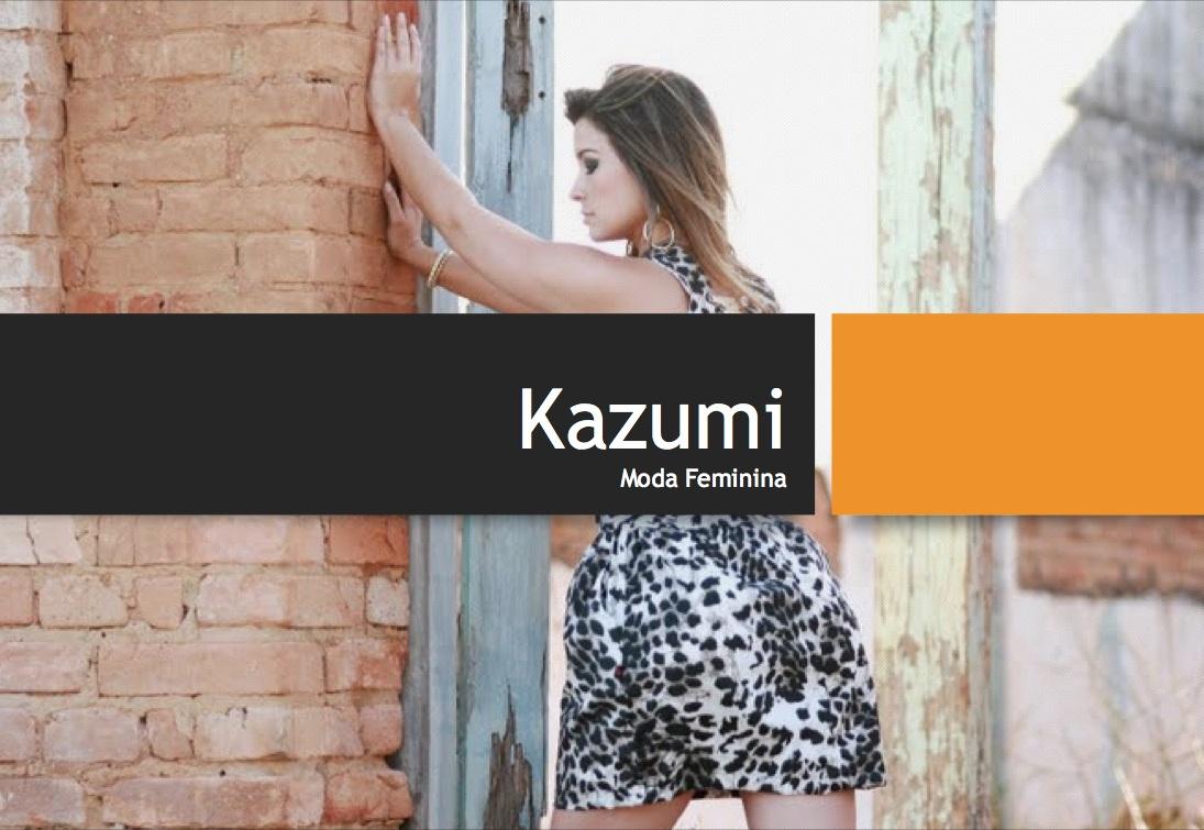Kazumi Moda Feminina
