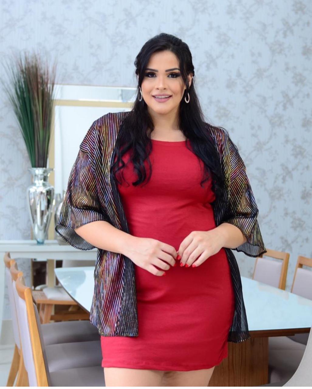 Kimono - Laissa Abreu