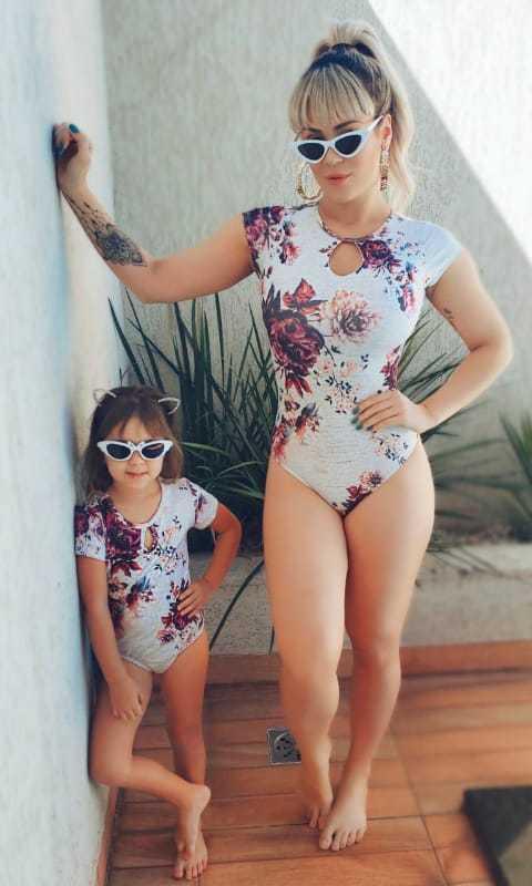 Kit Mãe e Filha - My Body Brand