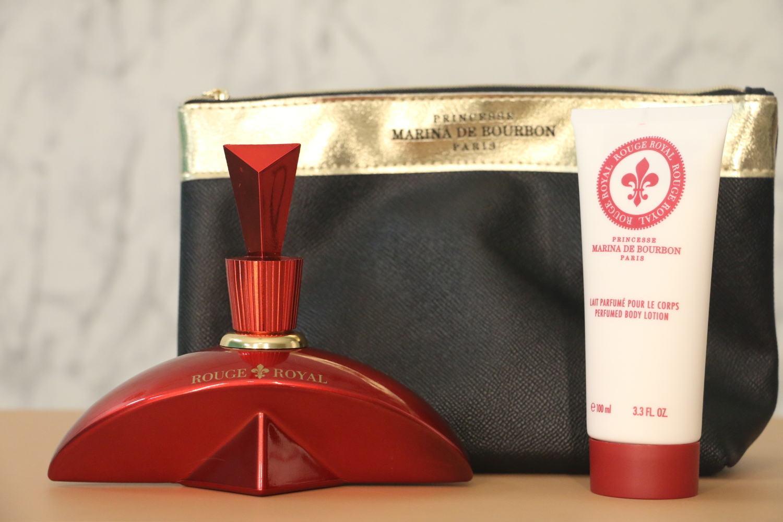 Kit Rouge Royal Marina de Bourbon Feminino MS Cosmético