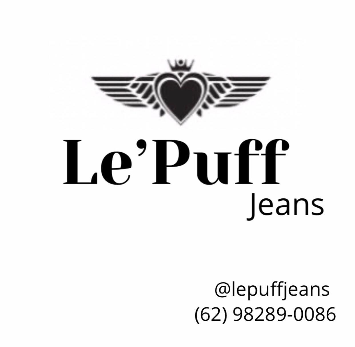 LE'PUFF JEANS