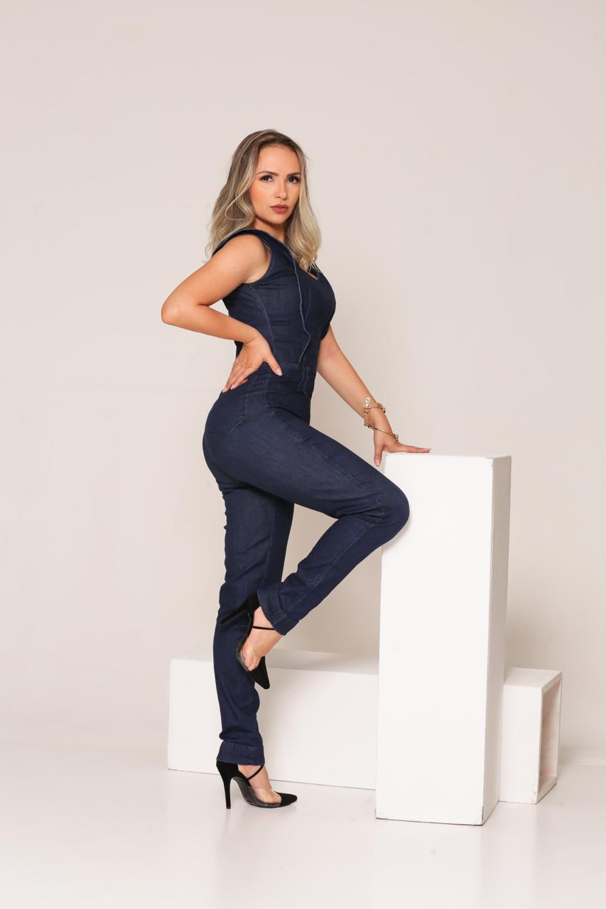 Macacão Lara - Lizzy Jeans