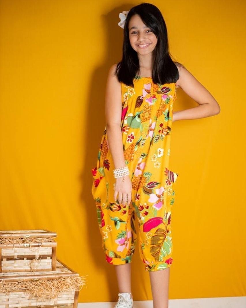 Macacão Saruel - Thatá fashion