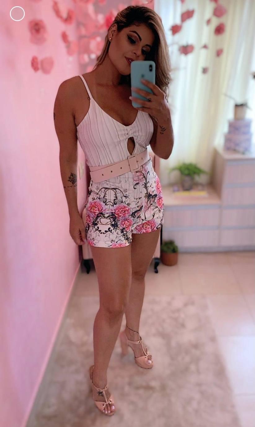 Macaquinho - Ágape Fashion