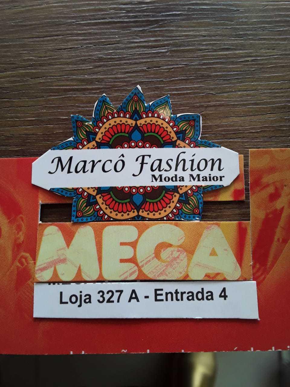 Marcô Fashion