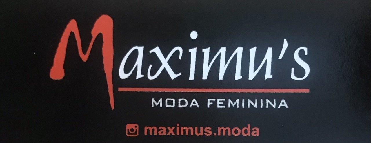 MAXIMU'S MODA FEMININA
