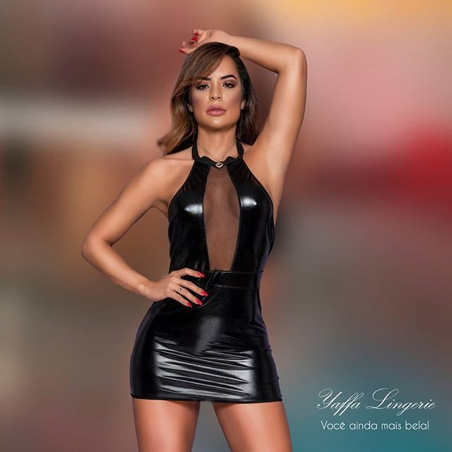 Mini Vestido   Yaffa - Y2083