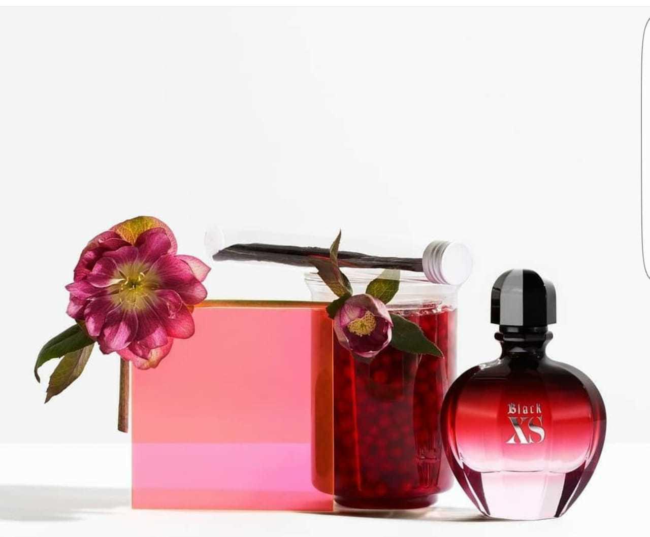 Eau de Parfum Feminino Paco Rabanne Black XS for Her 50 ml MS Cosmético