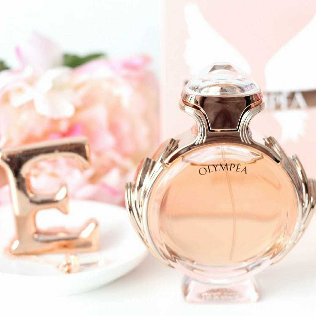 Eau de Parfum Feminino Paco Rabanne Olympéa 30 ml MS Cosmético