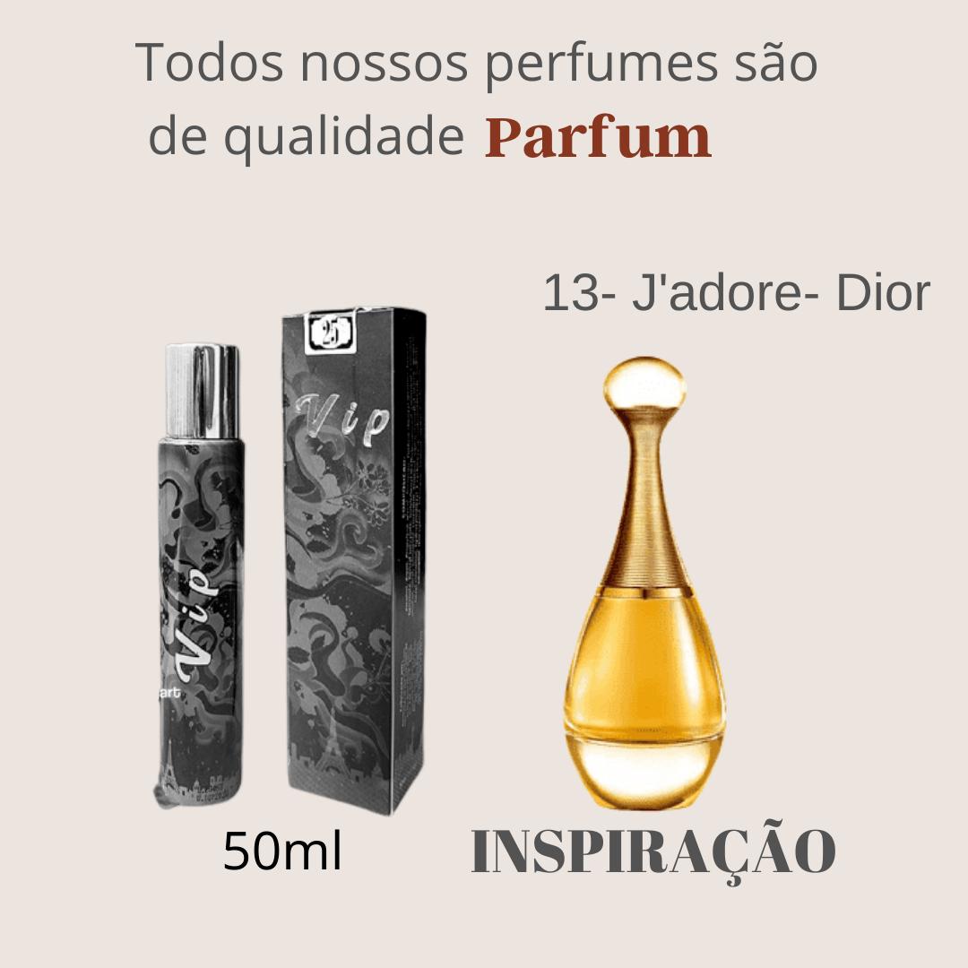 Perfume Inspiração Importado N° 13 50ml Touti Perfumes Parfum