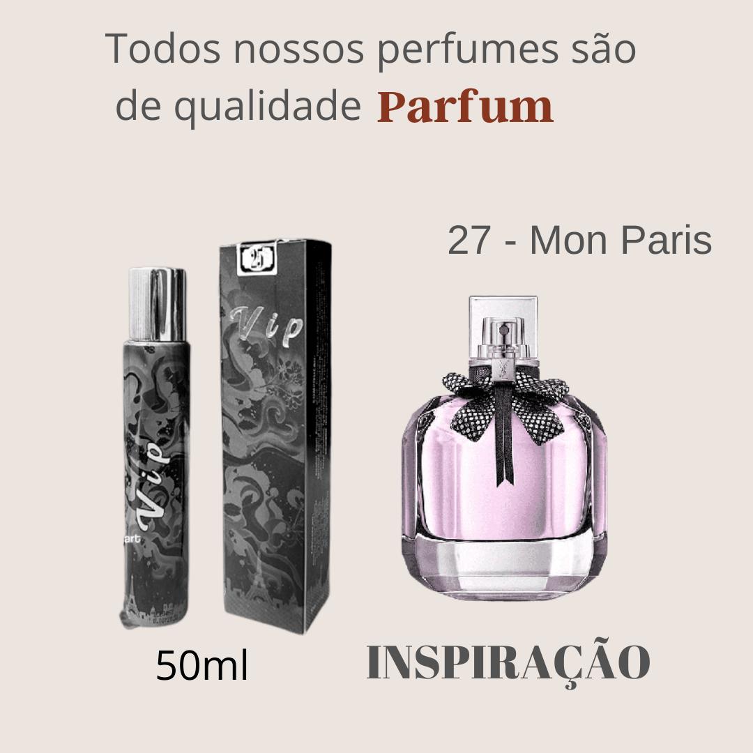 Perfume Inspiração Importado N° 27 50ml Touti Perfumes Parfum