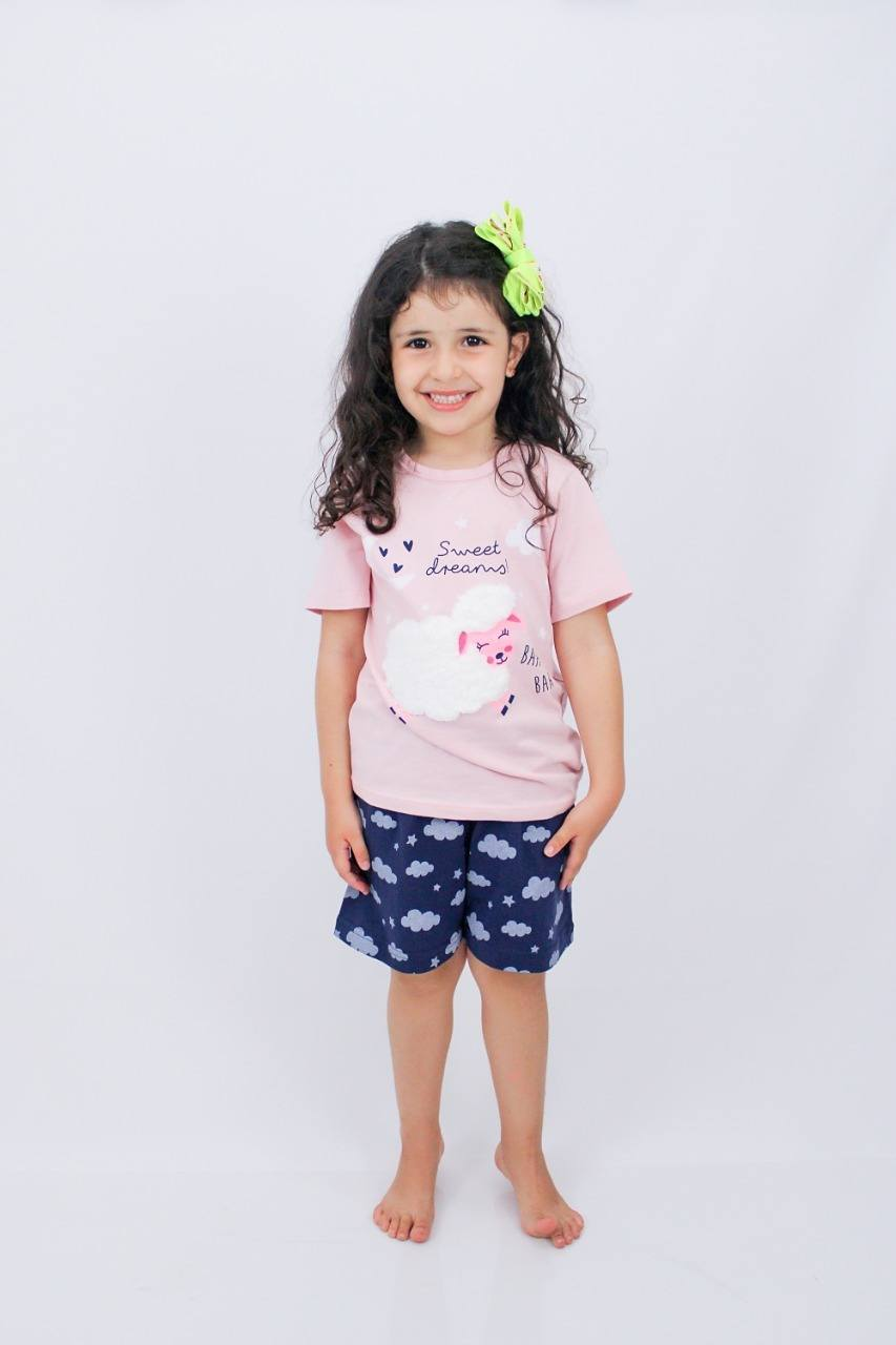 Pijama Ovelha - PIJAMAS UPA CAVALINHO