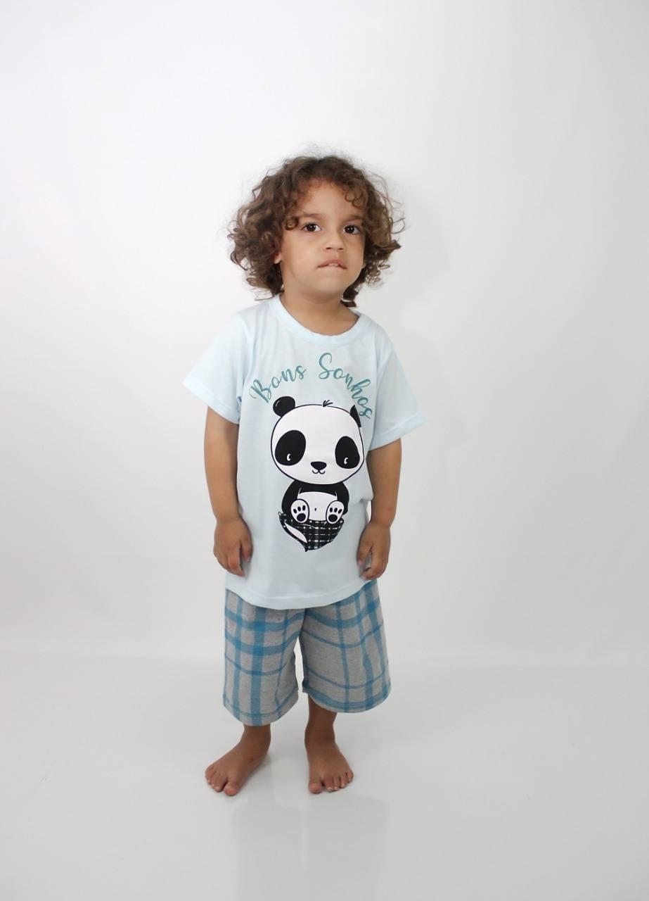 Pijama Panda - PIJAMAS UPA CAVALINHO