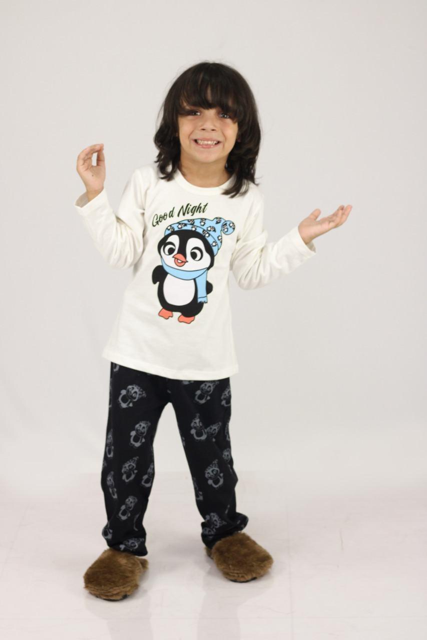 Pijama pinguim - PIJAMAS UPA CAVALINHO