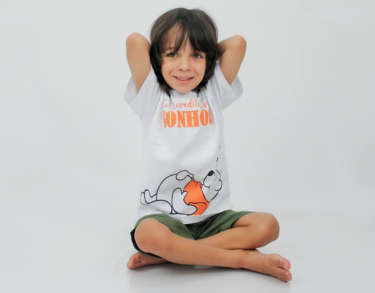 Pijama Urso Pool - PIJAMAS UPA CAVALINHO