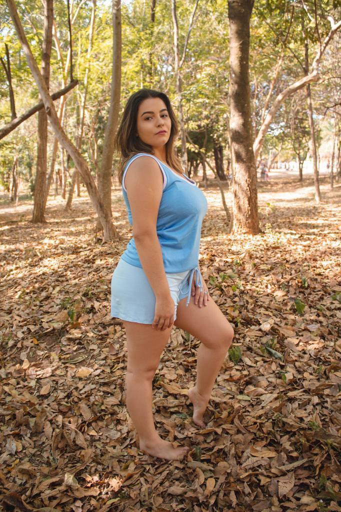 PIJAMA LINHA CASAL FEMININO - MON DIÊ- COMFORT HOMEWEAR