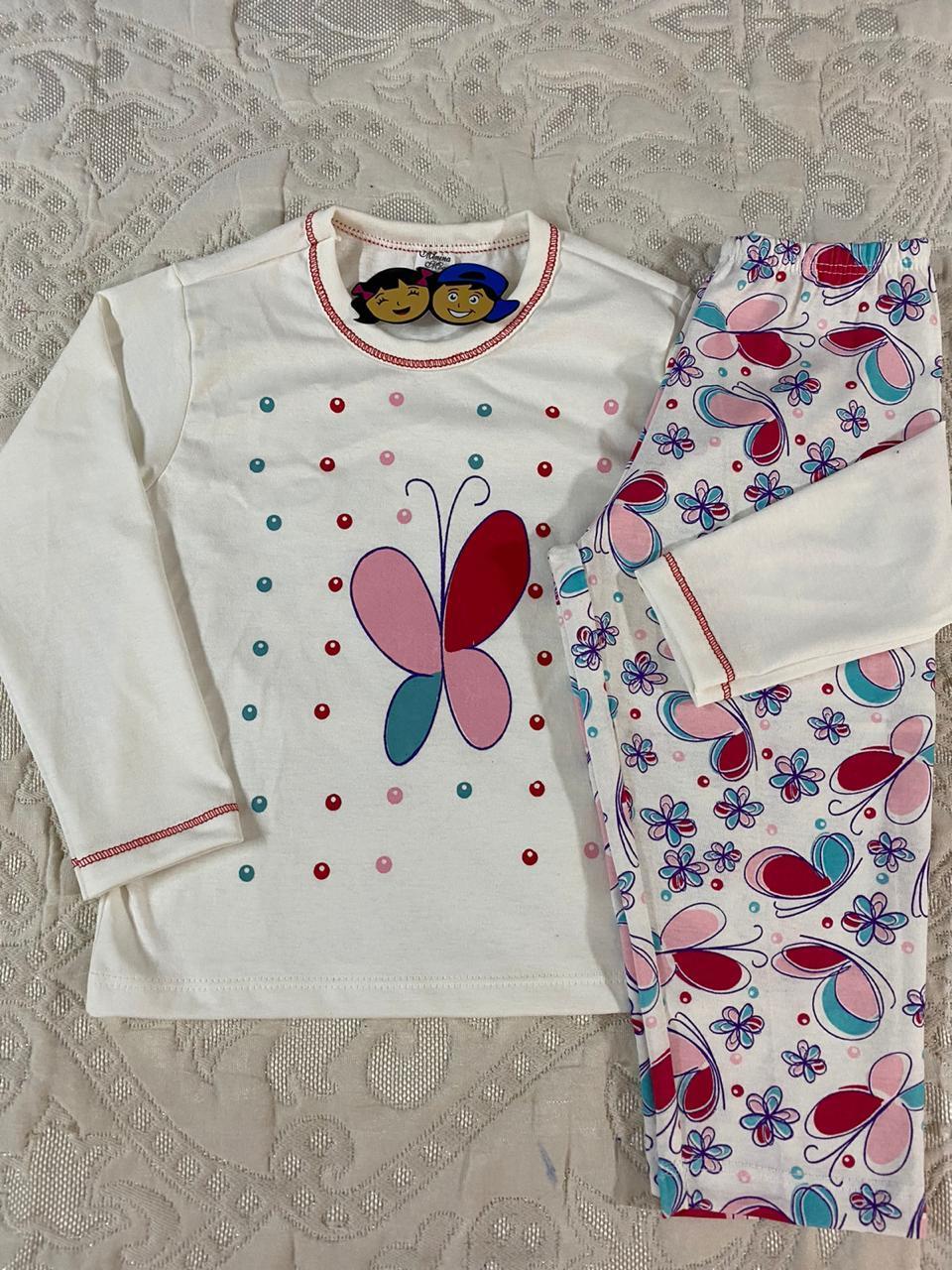 Pijamas longo Karisma Kids