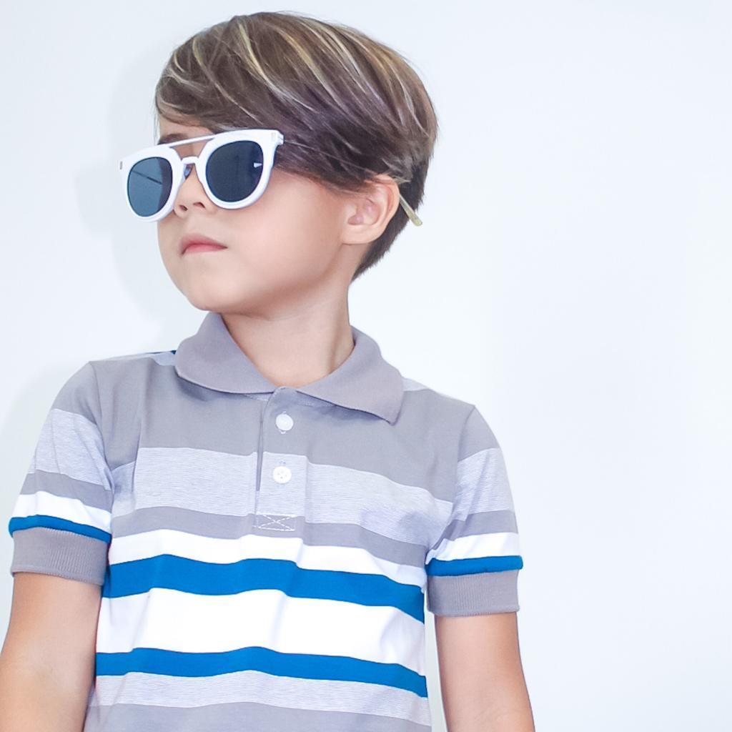 Polo Infantil Radicais Teen