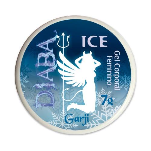 POMADA DIABA ICE EXCITANTE GEMININO 7g GARJI - 615
