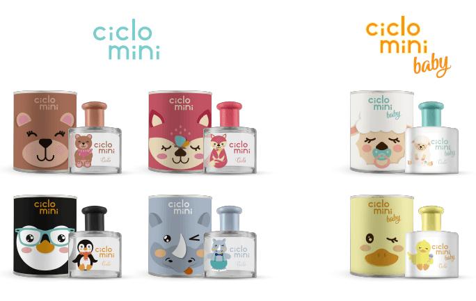 Provador Perfumes Ciclo Infantil - 1/1