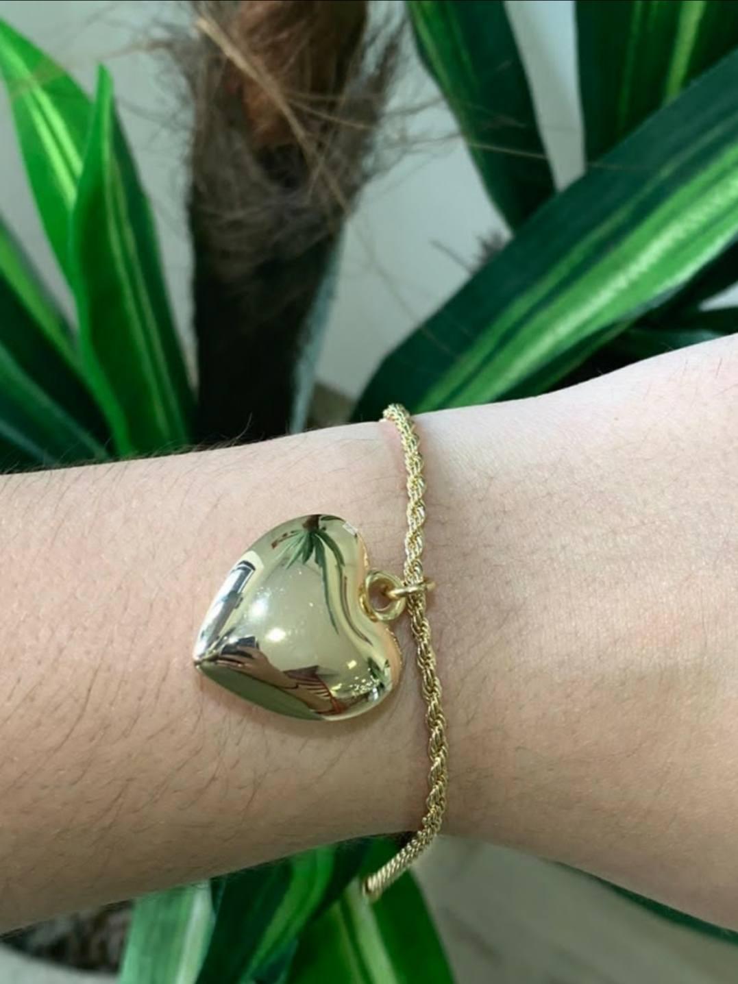 Pulseira semi jóia- SOBERANA  JÓIAS
