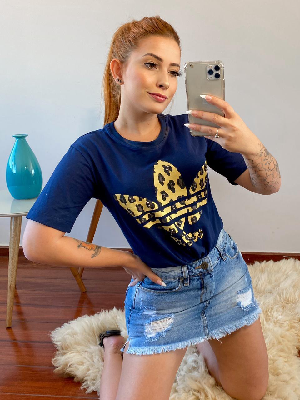 Saia Jeans - Doce Madame