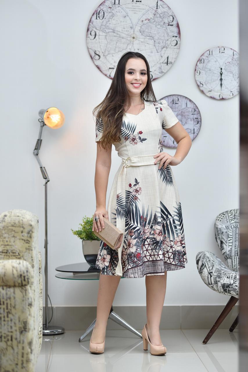 Vestido Hemilly Fashion
