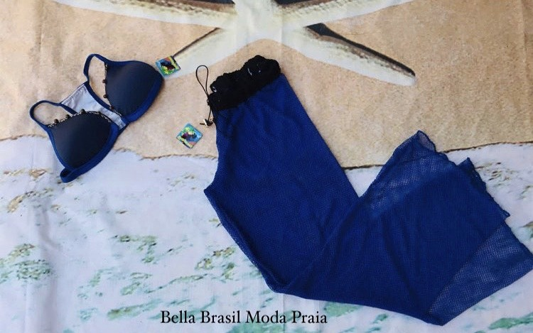 Saída Calça de Praia Bella Brasil