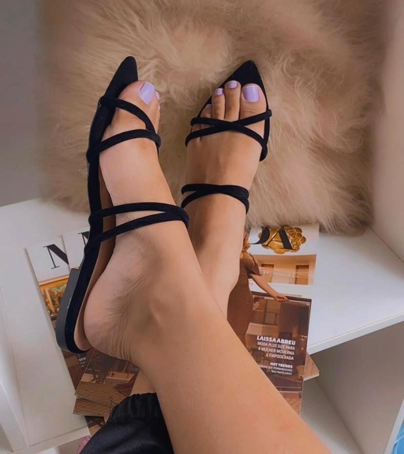 Sandália rasteira - Ariale Calçados