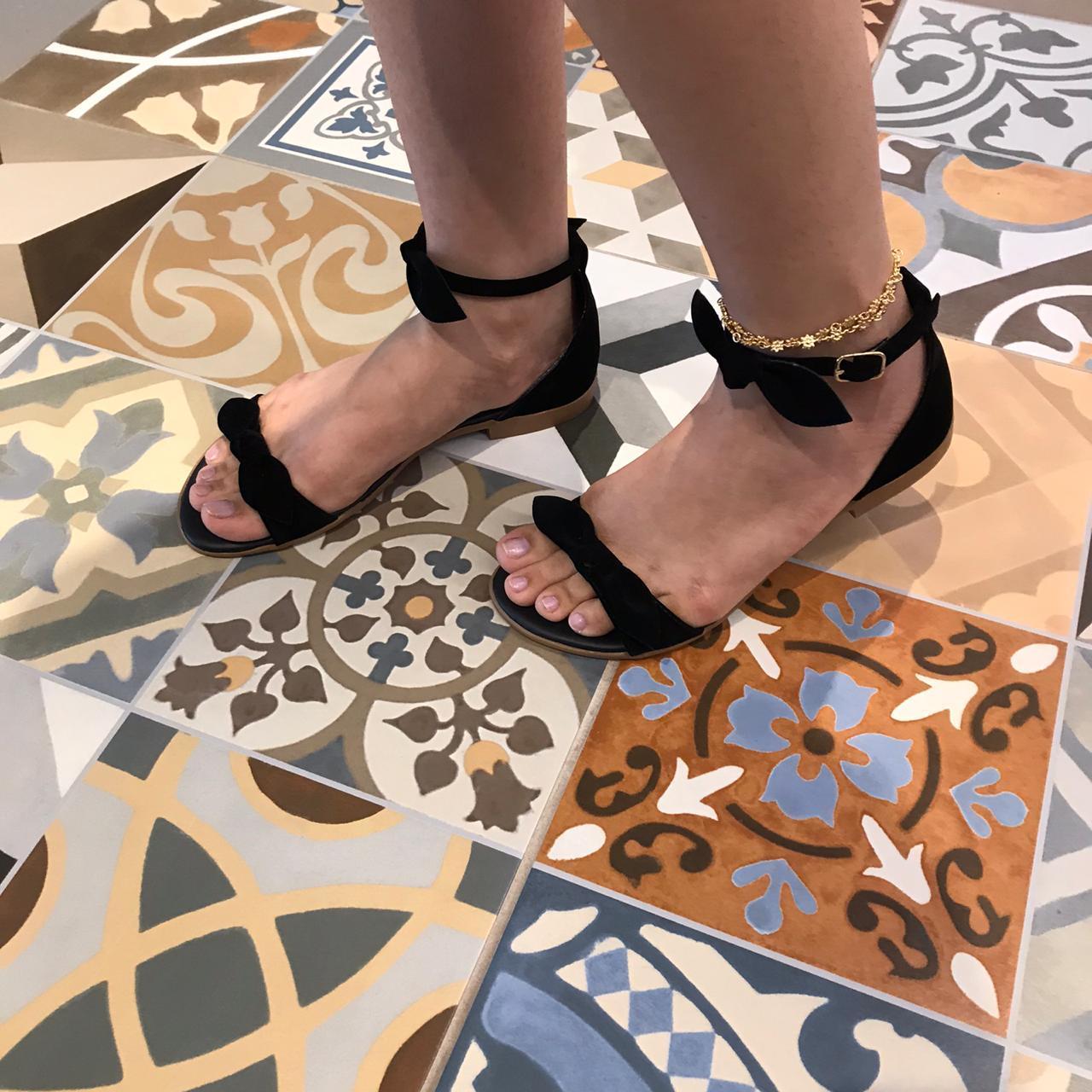 sandália rasteira Ayla-Avelle