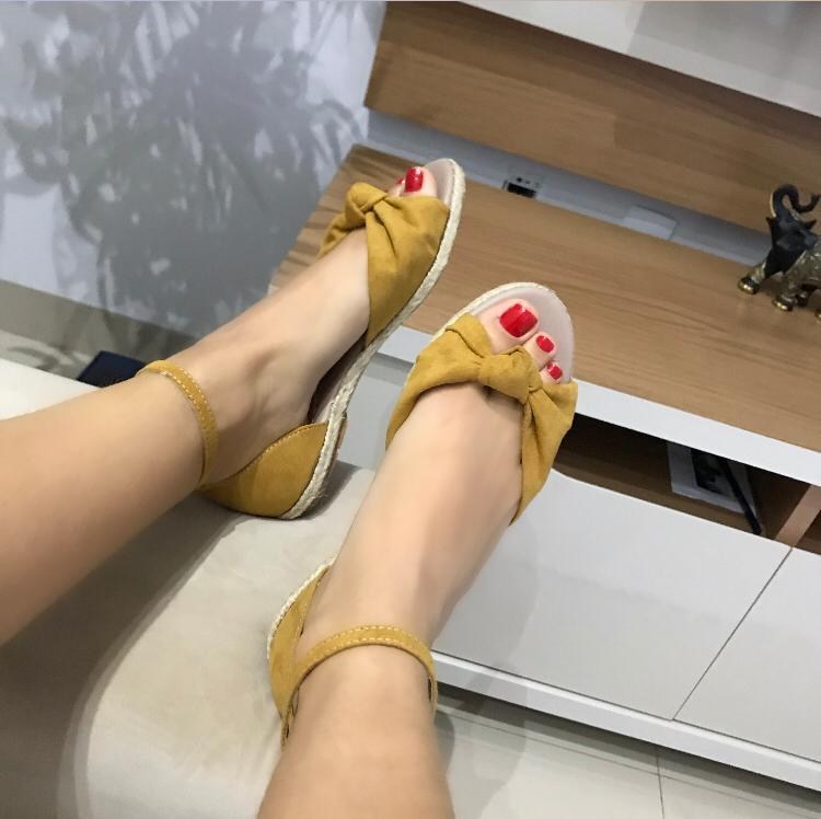 sandália rasteira Bruninha- avelle