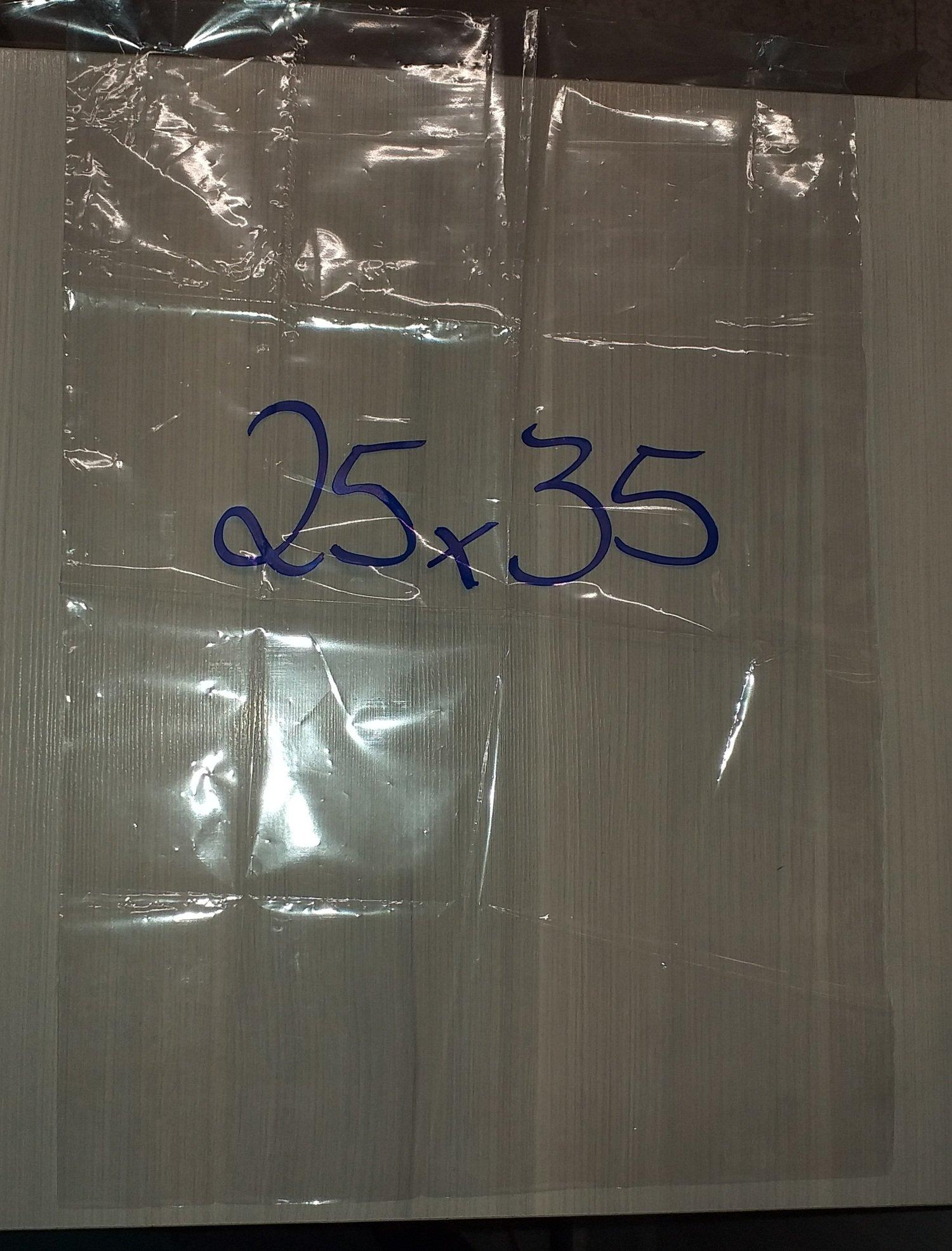 Saquinho transparente pp - Mega Fácil