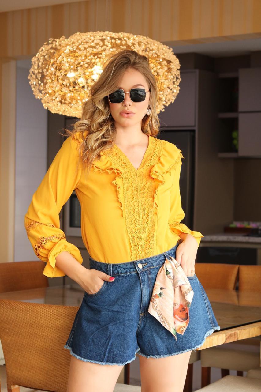 Short Godê - Lizzy Jeans
