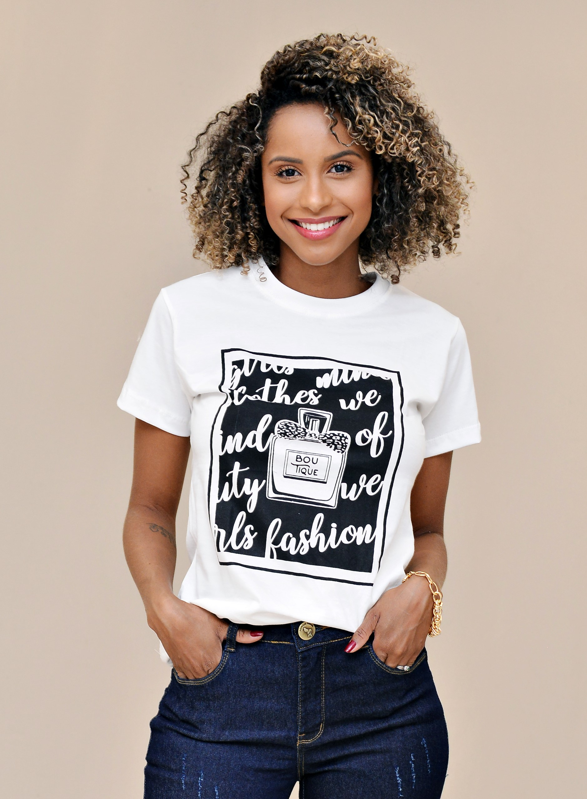 T-SHIRT BOUTIQUE - NATHALIE FERRIER