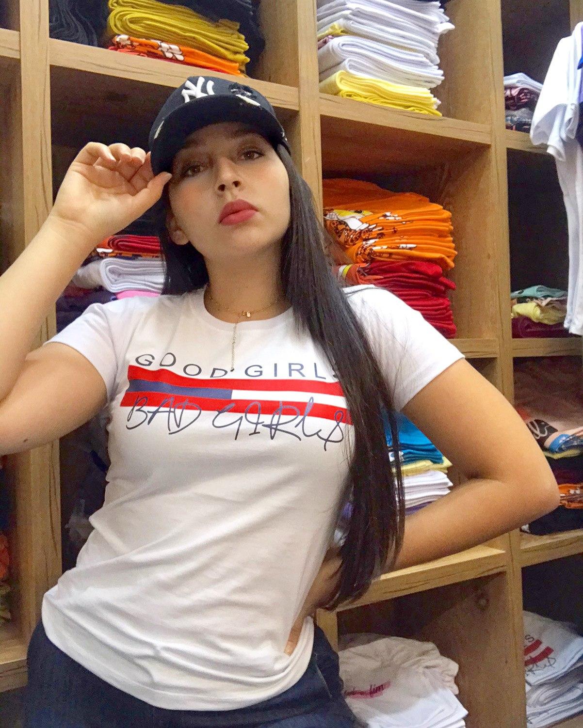 T-shirt Good Girls - Trielas Tshirteria