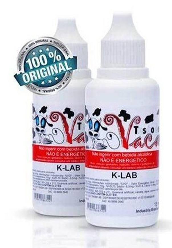Tesão de Vaca Estimulante Afrodisíaco 15ML K-lab - 93371