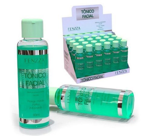 Tonico Facial Make Up FENZZA 60ml FZ36004 - 1/24