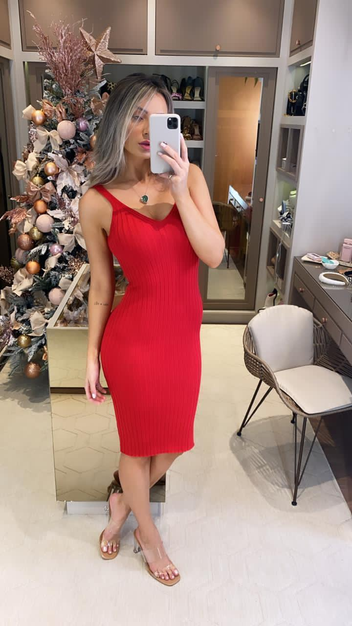 Vestido - Adara Modas