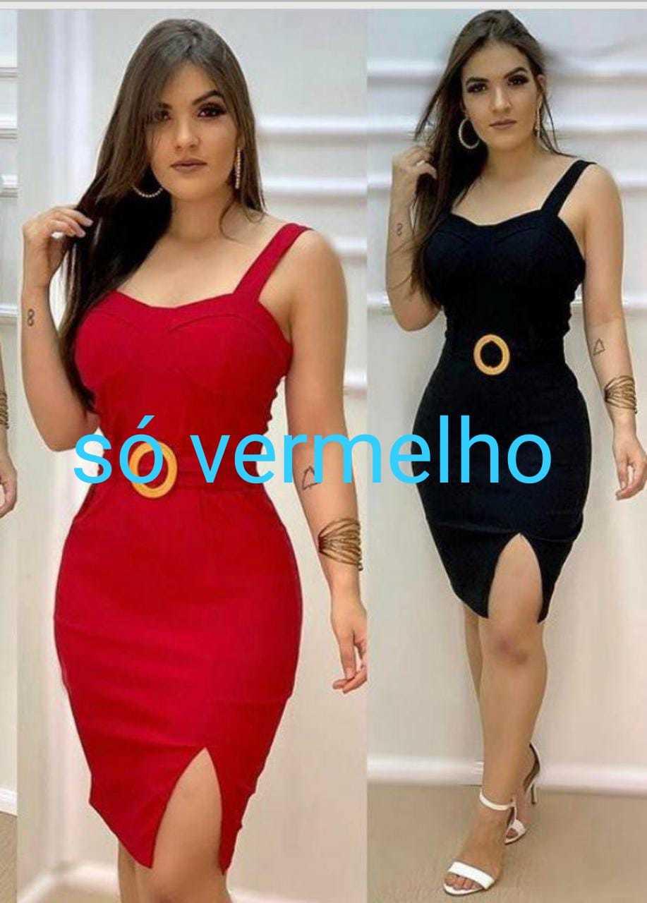 vestido bengaline - EMPODERE-SE