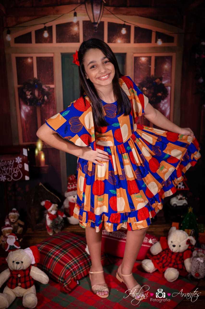 Vestido Bianca - Thatá fashion