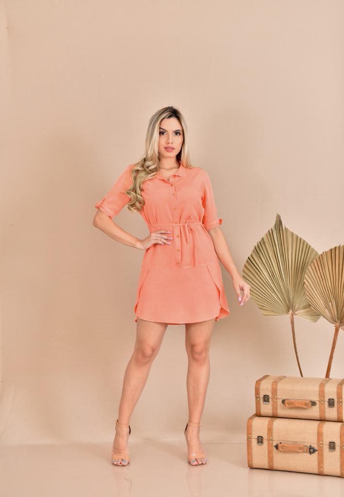 Vestido Bianca Leiko Modas