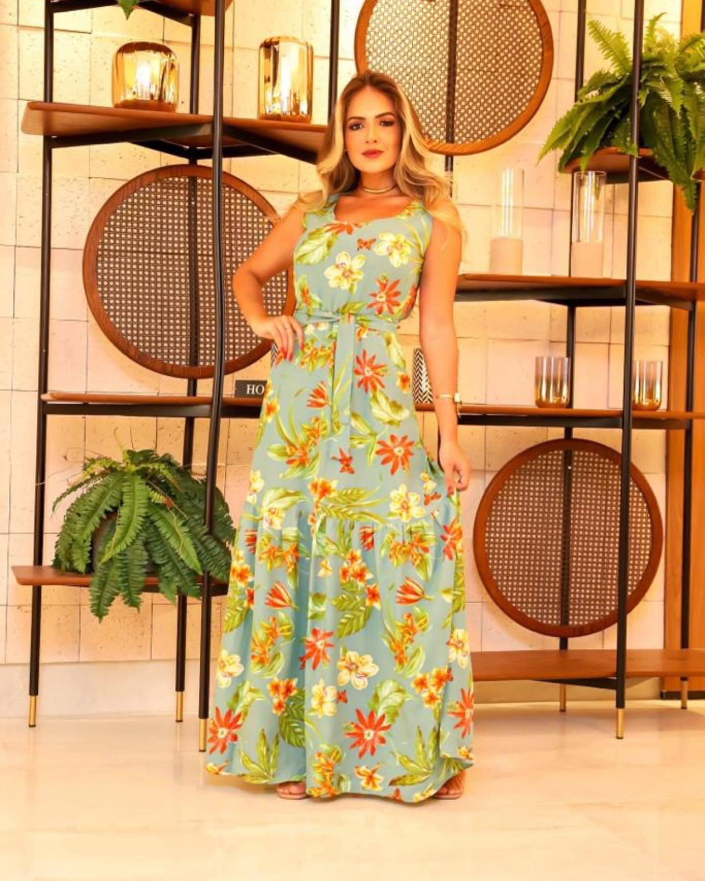Vestido Catia - LEIKO MODAS