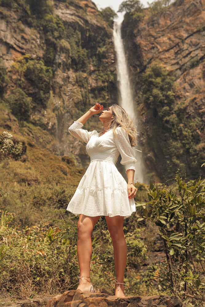Vestido Cristal - Cleo Rocha