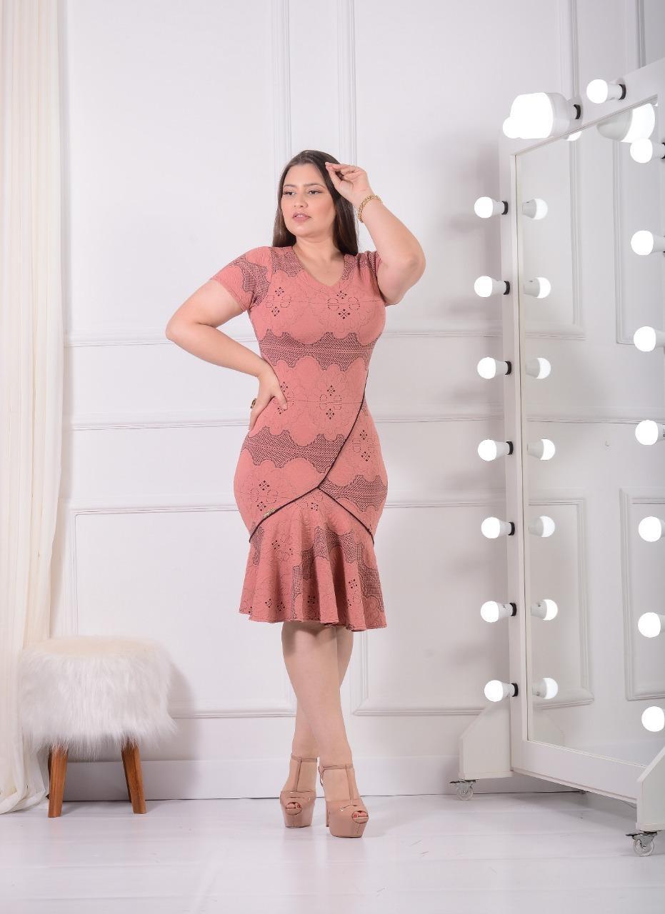 Vestido- Gesú Moda Evangélica