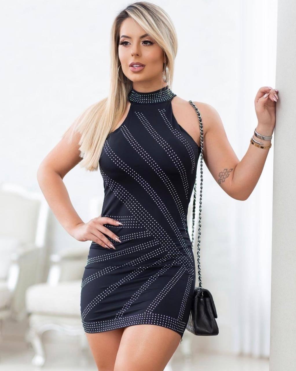 Vestido - Kallyman Conceito Modas