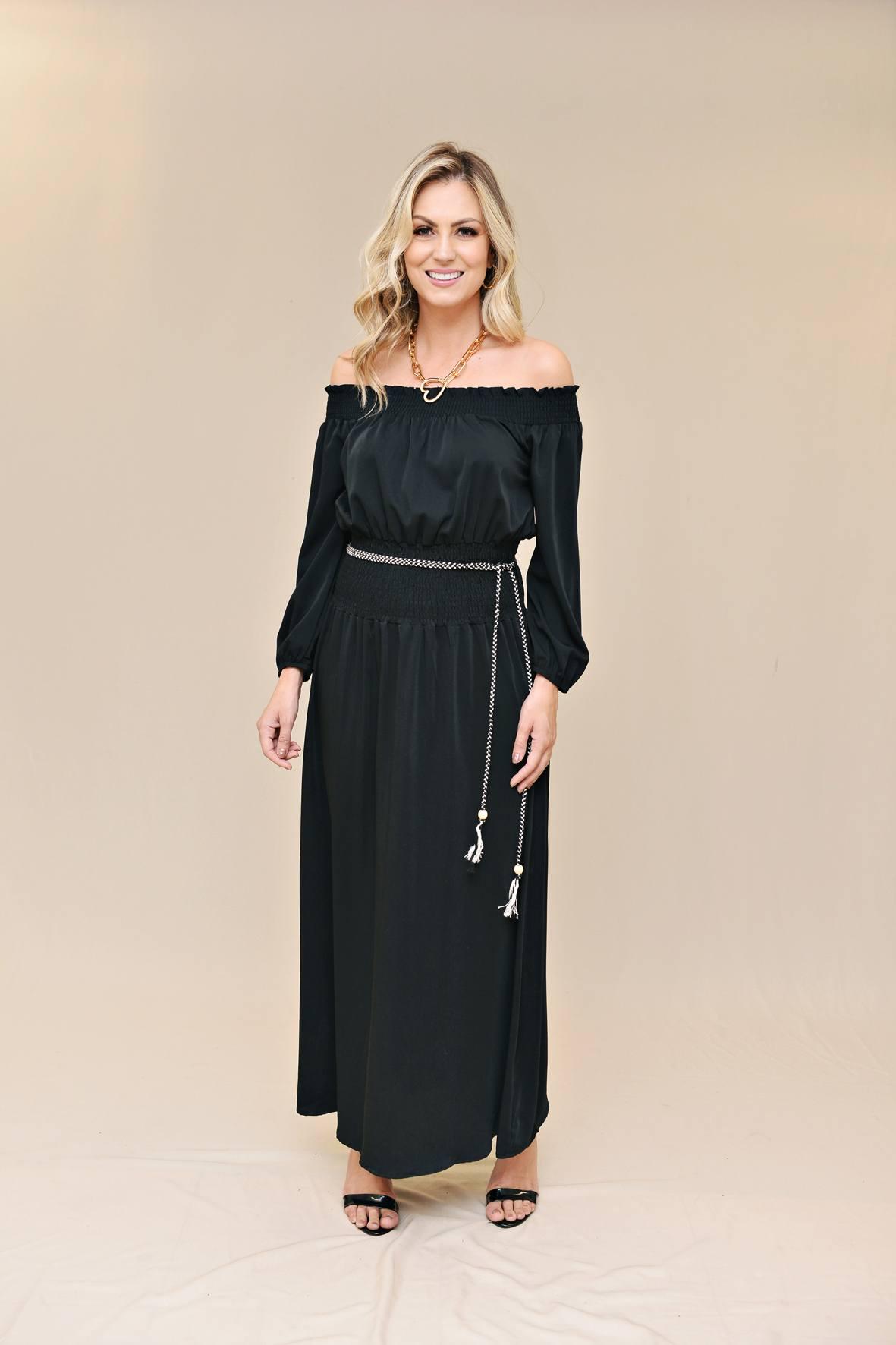 Vestido Longo Gipsy - Bella Costa