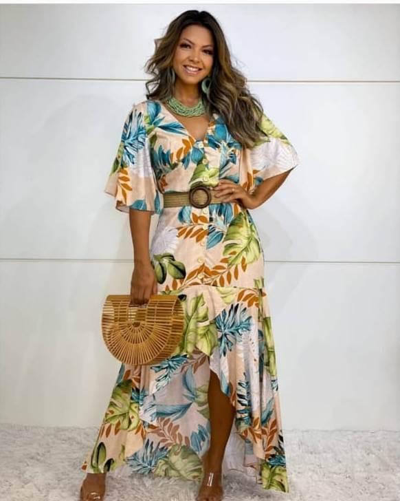 Vestido Megan - Valentina Closet